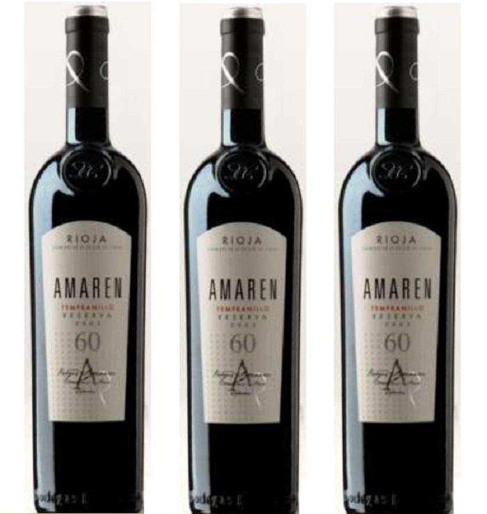 Rượu vang đỏ Amaren 60