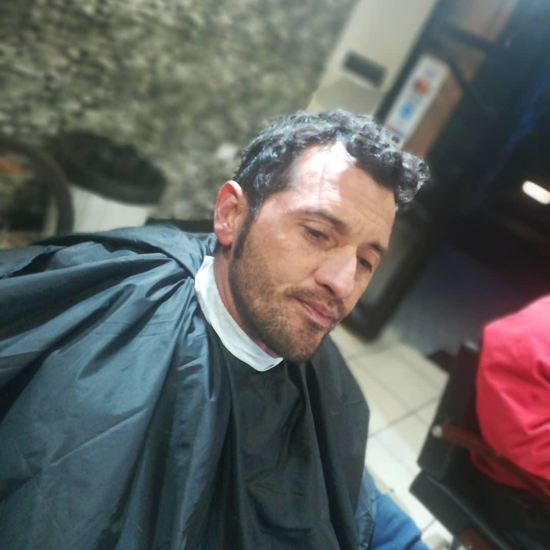 Cortes de pelo hombre años 40