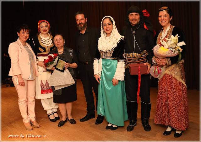 Πόντιοι και Κρητικοί τίμησαν την Αλκυόνη Παπαδάκη, για την ημέρα της γυναίκας (Φωτο)