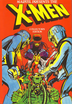 X-Men Collector's Edition, 1981, Marvel UK