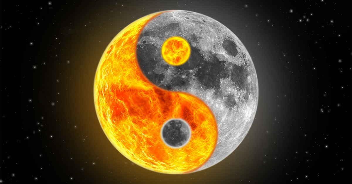 Test Psikologjik: Ju Jeni Yin apo Yang?