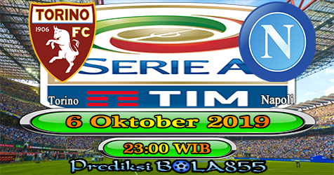 Prediksi Bola855 Torino vs Napoli 6 Oktober 2019