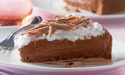 Receita de Torta de Chocolate com Uísque