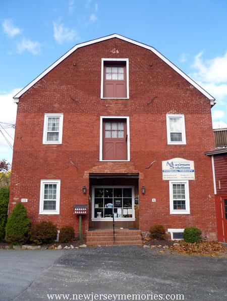 Robert Hoops Mill, Belvidere, New Jersey