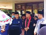 Irwan Basir Dt. Rajo Alam, Lepas Jenazah Alm Syafrizal