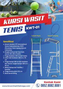 kursi wasit tenis kwt-01