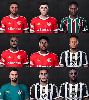 PES 2021 Brasileiro FacePack 3