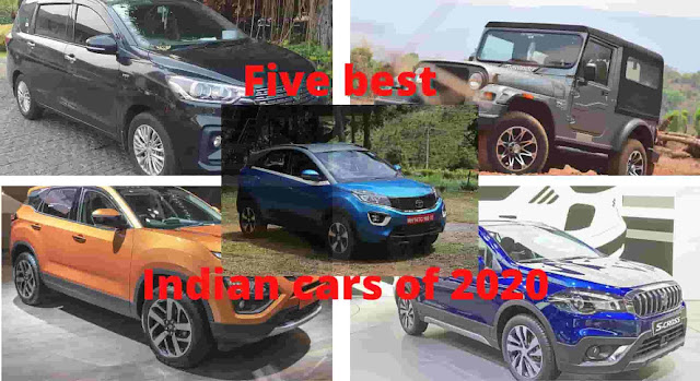 Five best Indian cars