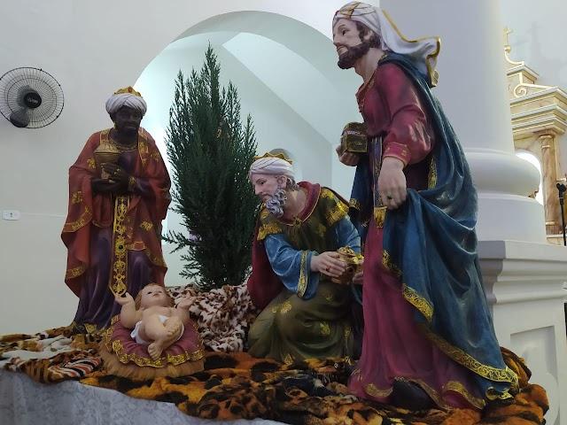FESTA DE REIS: Fieis iniciam a Tradicional Festa de Reis em São Joaquim do Monte