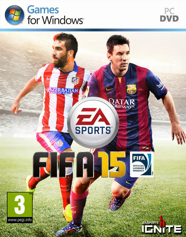Fifa 15 full game download (ps3) (torrent) youtube.