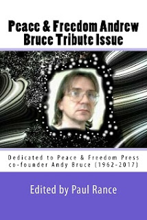 Peace & Freedom Andrew Bruce Tribute Issue