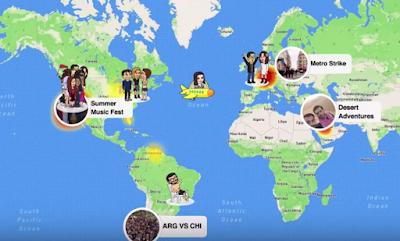 Snapchat actionmojis