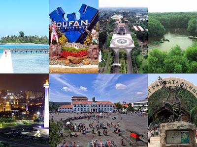 tempat wisata menarik di jakarta