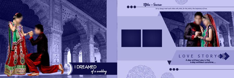Wedding Album Designs
