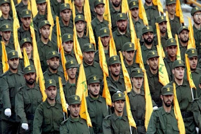 Hizbullah Libanon Teroris