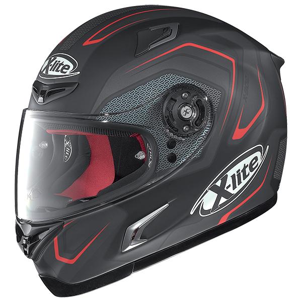 racing helmets garage x lite x 802r 2015. Black Bedroom Furniture Sets. Home Design Ideas