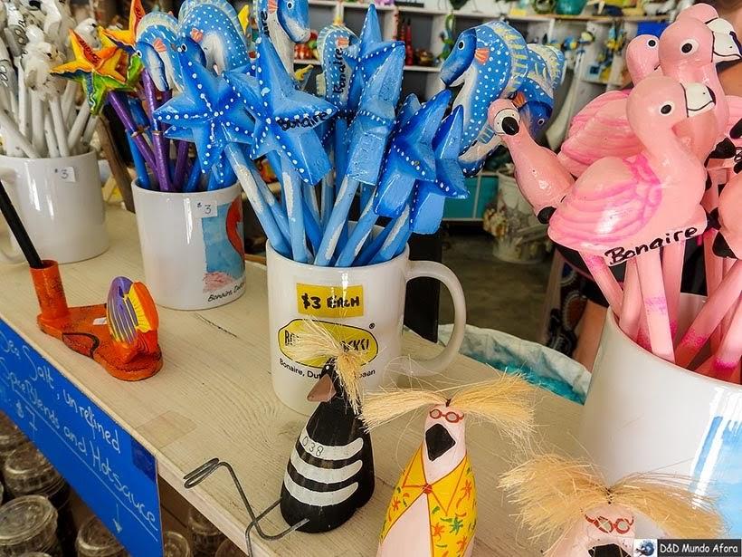 Souvenirs de Bonaire - O que fazer em Bonaire, Caribe