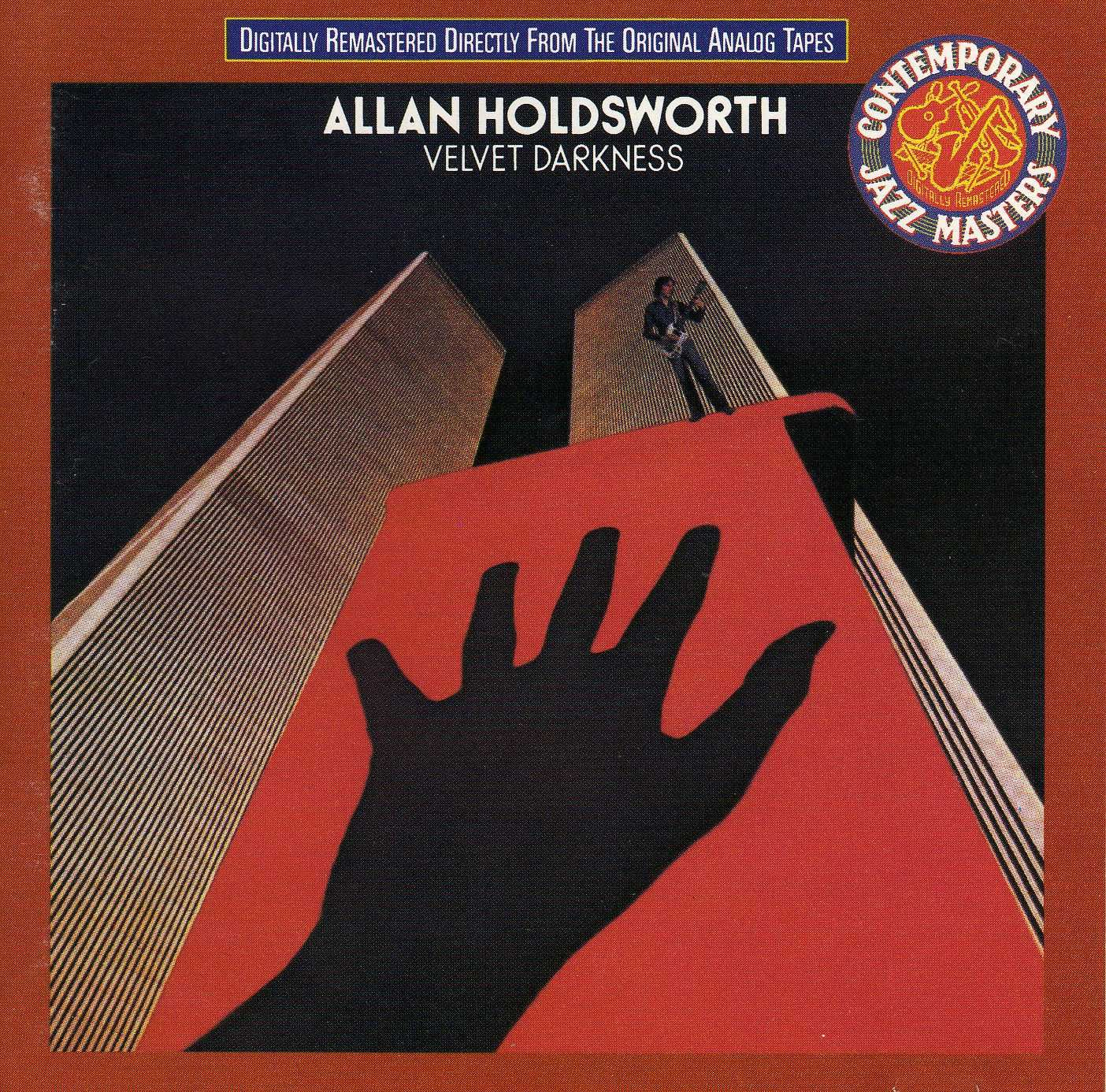 Allan Holdsworth Jazz Rock Fusion Guitar Allan Holdsworth 1976 1990