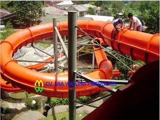 produsen waterboom fiberglass
