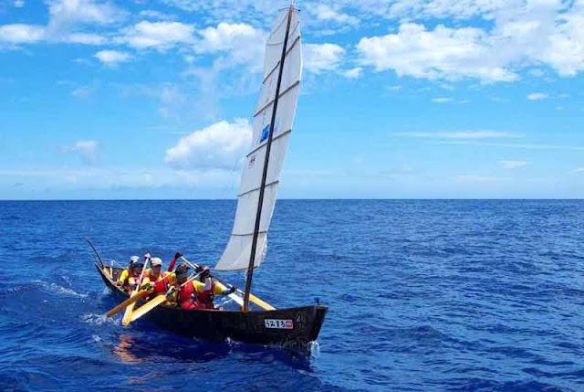 Umimaru, Sabani Sailing Team, boat
