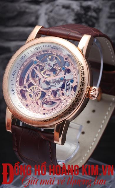 mẫu đồng hồ cơ đẹp