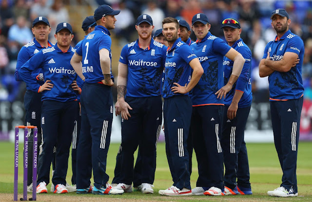 England Squad & Schedule for Champions Trophy 2017 Announced