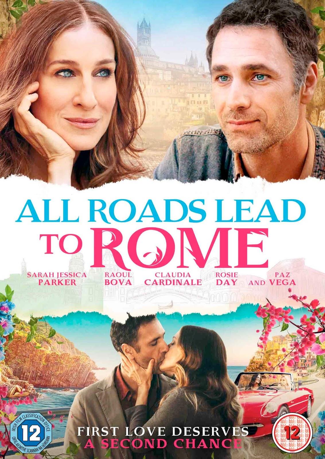 Todos os Caminhos Levam a Roma – HD 720p