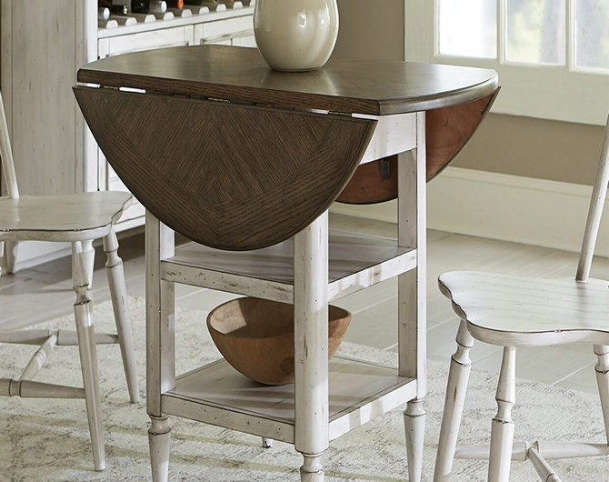 kitchen table and chairs drop leaf
