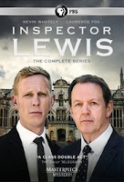 Inspector Lewis (Series 8) - Poster