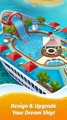 The Love Boat Puzzle Cruise – Your Match 3 Crush Game
