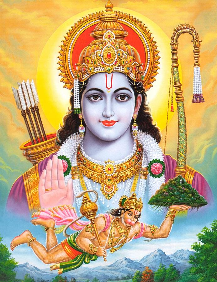 श्री राम रक्षा स्तोत्रम्, శ్రీ రామ రక్షా స్తోత్రమ్