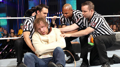 Wrestling Gimmick Not Progressive On Mental Health Issues