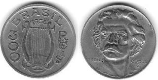300 Réis, 1936