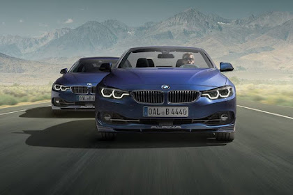 BMW Alpina B4 biturbo 2018 reviews, Specs, Price