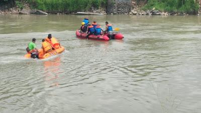 Bocah 9 Tahun Tenggelam di Sungai Padang Tebingtinggi