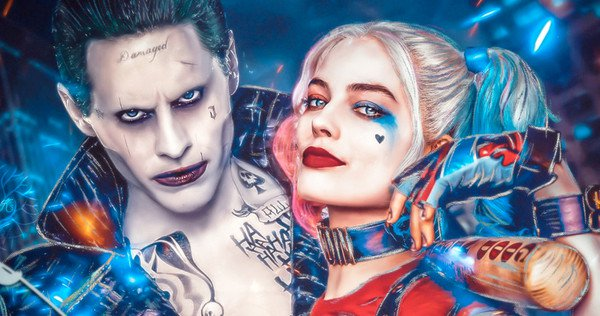 Jared Leto dan Margot Robbie akan Membintangi Film Joker and Harley Queen!
