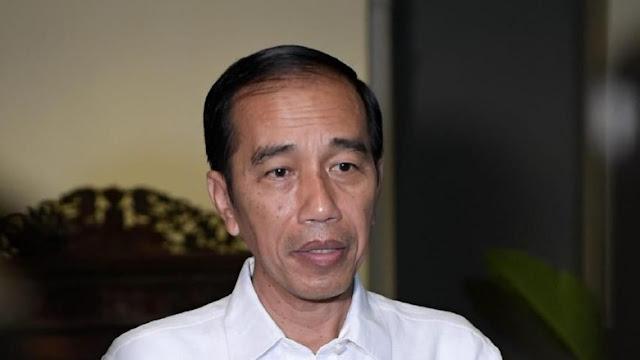 Ada Orang Teriak di Depan Jokowi, Langsung Dihalau Paspampres
