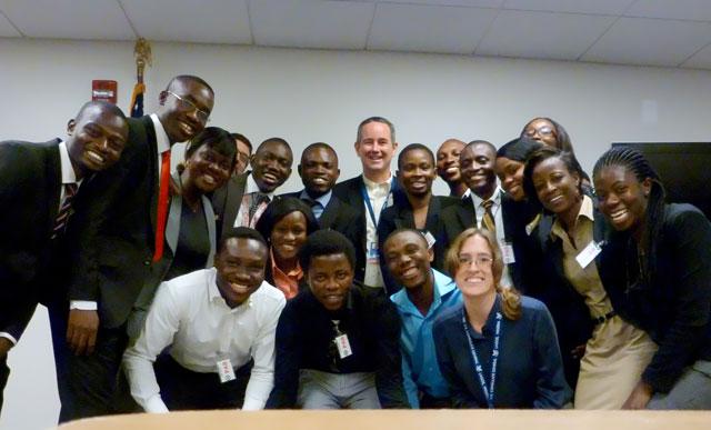 Carrington Youth Fellowship Initiative (CYFI) 2021 for Young Nigerian Entrepreneurs