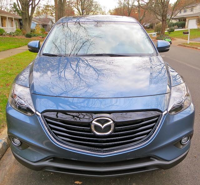 Mazda Suv 2014: Ask Away Blog: Introducing The 2014 Mazda CX-9