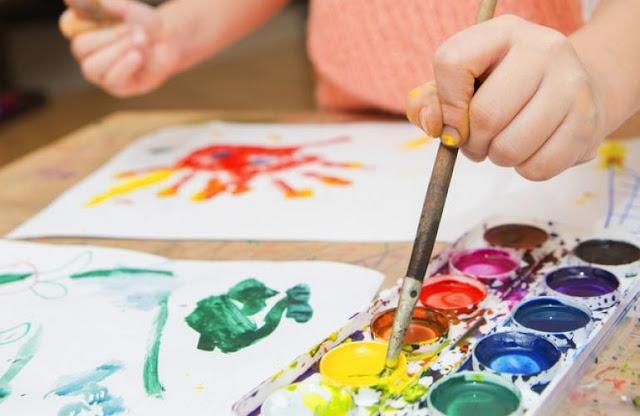 Εργαστήρι παιδικής καλλιτεχνικής δημιουργίας στο Λύκειον των Ελληνίδων Άργους!