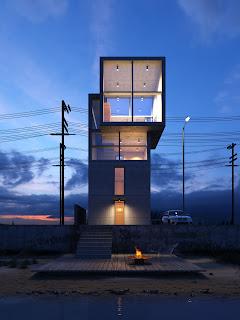 Casa de diseño. Tadao Ando Arquitectura