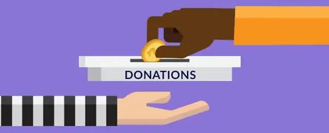 Coronavirus donations