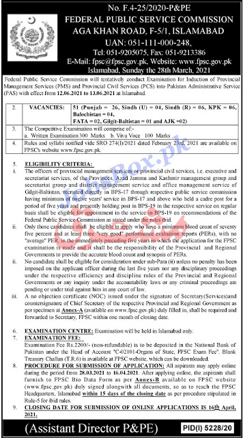 fpsc-jobs-2021-for-pms-officers-pas-fpsc-apply-online