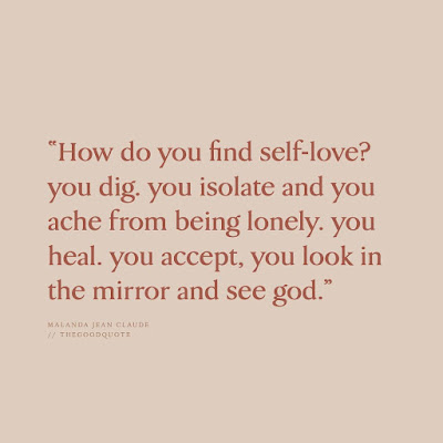 how to find self love