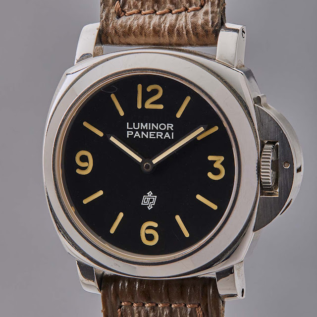 Panerai Luminor PAM5218-201/a owned by Sylvester Stallone