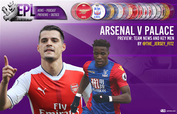 Watch the Arsenal vs Crystal Palace live broadcast today|  Arsenal vs Crystal Palace video online live stream