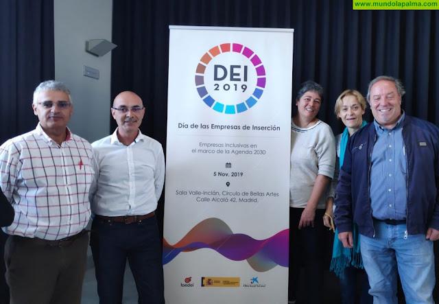 Isonorte participa Madrid en la celebración del Día de las Empresas de Inserción