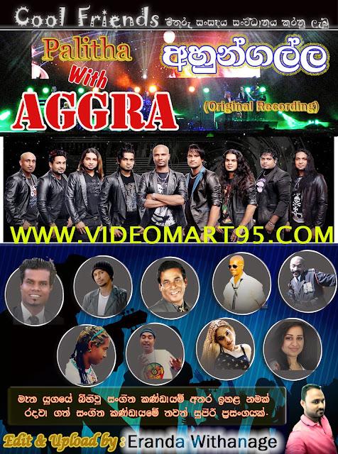 AGGRA LIVE @ AHUNGALLA 2016