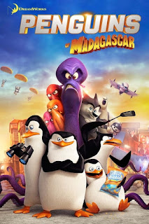 Penguins of Madagascar 2014 Dual Audio ORG 720p BluRay