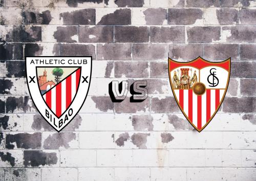 Athletic Club vs Sevilla  Resumen